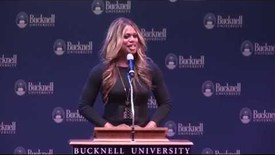 Thumbnail for entry Laverne Cox • Bucknell Forum: Revolution Redefined 2014-16
