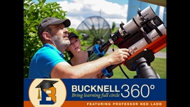 Thumbnail for entry Bucknell 360: A Total Eclipse