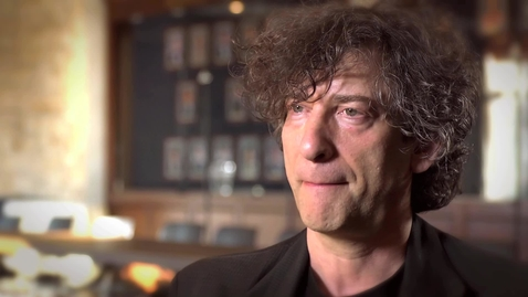 Thumbnail for entry Bucknell Forum - An Interview with Neil Gaiman