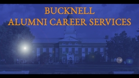 Thumbnail for entry Alumni Career Services - What We Do