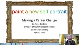 Thumbnail for entry Paint a New Self Portrait: Making a Career Change