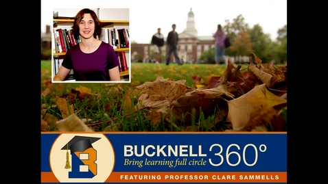 Thumbnail for entry Bucknell 360: Need Braaaaaaains?
