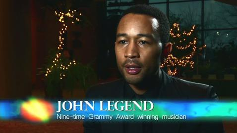 Bucknell Forum - An Interview with John Legend