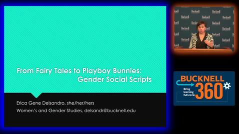 BU360 From Fairy Tales to Playboy Bunnies: Gendered Social Scripts