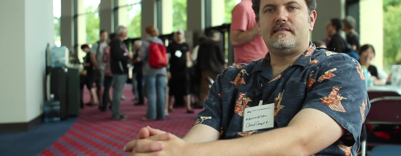 Dave Nielsen   CloudCamp