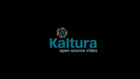 Demo of image in MediaSpace - Kaltura Logo