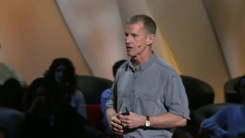 Thumbnail for entry Stanley McChrystal: Listen, learn ... then lead