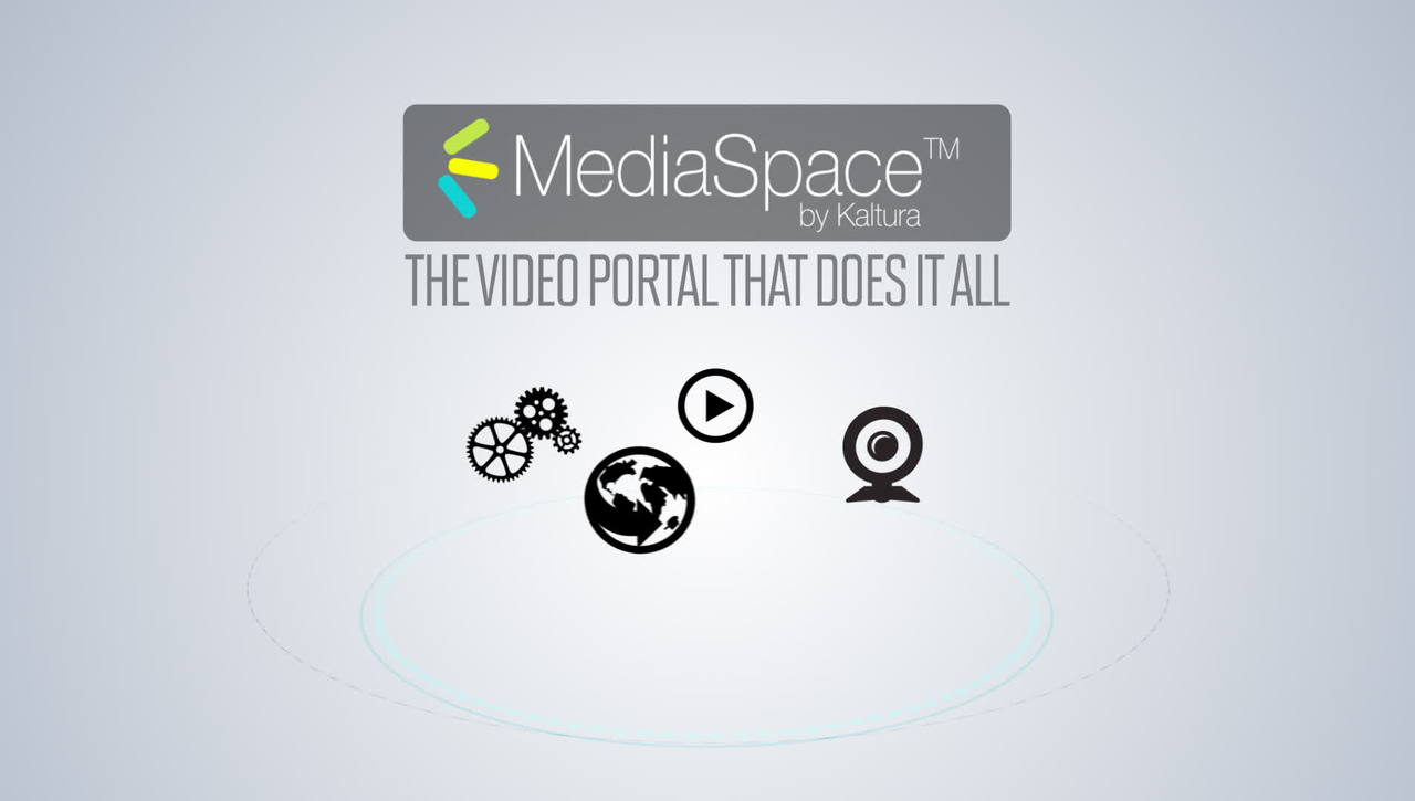 Kaltura MediaSpace Overview