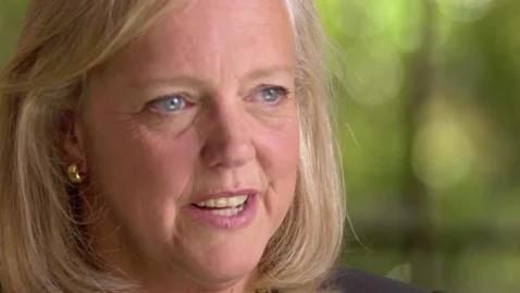 Thumbnail for entry Meg Whitman: Not Just Somebody's Spouse