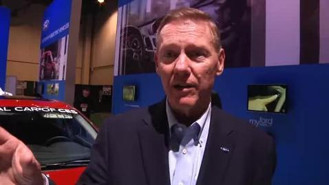 Q&A With Ford CEO Alan Mulally