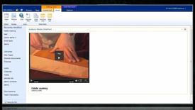 Thumbnail for entry Kaltura SharePoint Extension Video Walkthrough