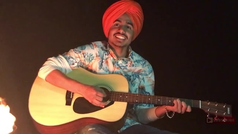 Thumbnail for entry Ki Dasie ( Acoustic Version) - Akash Narwal - Latest punjabi song 2017