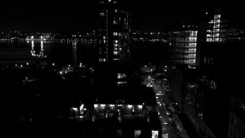 Thumbnail for entry BnW City at night