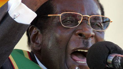 Thumbnail for entry Zimbabwe's Robert Mugabe sworn in as president