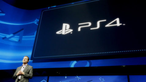Thumbnail for entry Sony Announces Release Date for Playstation 4