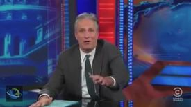 Thumbnail for entry Jon Stewart's Back