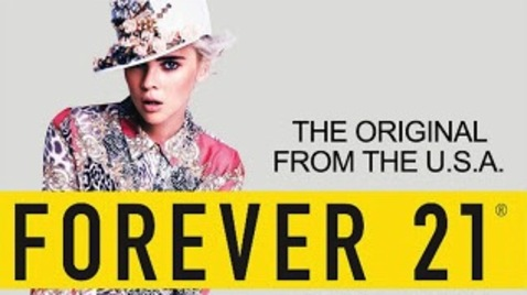 Thumbnail for entry Forever 21 Faux Pas