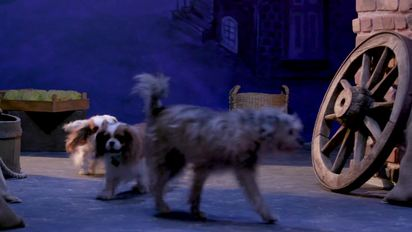 Livestream Of Lady And The Tramp Puppies Oh My Disney Disney Video