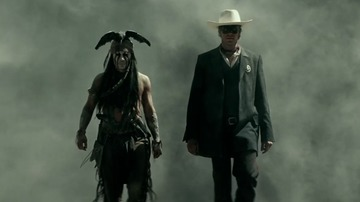 The Lone Ranger | Disney Movies