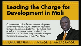 "Thumbnail for entry Yeah Samake ""Leading the Charge for Development in Mali"""