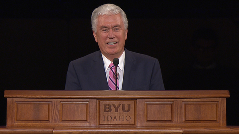 """Thumbnail for entry Elder and Sister Dieter F. Uchtdorf - """"The Freedom to Become"""""""
