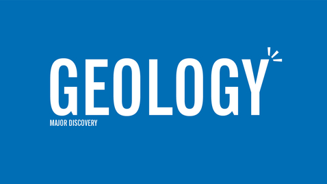 Thumbnail for entry Major Discovery: Geology