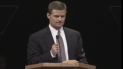 """Thumbnail for entry David A. Bednar """"Receiving, Recognizing, and Responding to the Promptings of the Holy Ghost"""""""