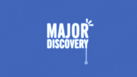 Thumbnail for entry Major Discovery: Applied Technology