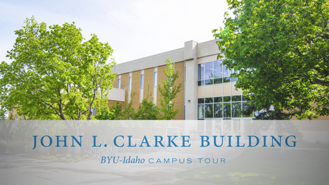 Thumbnail for entry Clarke Building