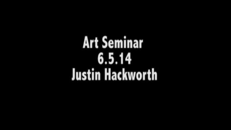 Thumbnail for entry ART_SEMINAR_6_5_14