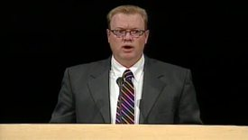"Dan Moore "" The Sanctifying Power of the Atonement"""