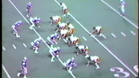 Thumbnail for entry 1987 Centennial Bowl-Defense