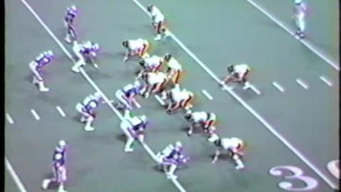 Thumbnail for entry 1987 Centennial Bowl-Defense