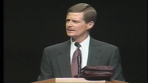 """Thumbnail for entry David A. Bednar  """"In the Path of Their Duty"""""""