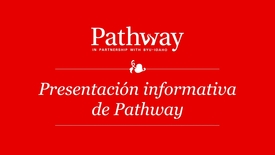 Thumbnail for entry Pathway Fireside Presentation - Spanish