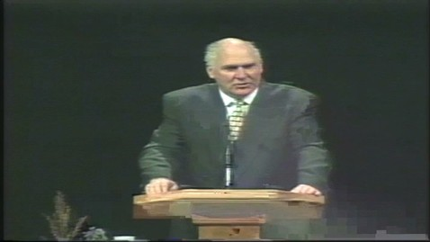 "Thumbnail for entry Ed J. Pinegar ""Spirituality/Faith, Love & Obedience"""