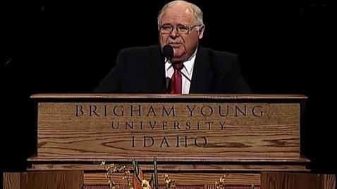 """Thumbnail for entry Alexander B. Morrison """"Are Mormons Christians?"""""""
