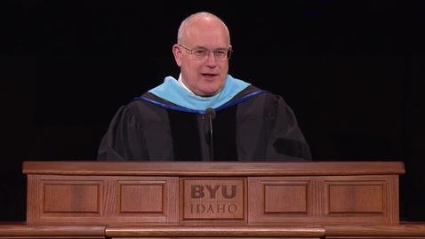"""Thumbnail for entry Elder Paul V. Johnson - """"God Sends a Baby"""""""