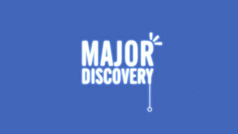 Thumbnail for entry Major Discovery: Biomedical Science