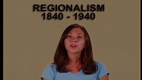 Thumbnail for entry Regionalism 1840-1940