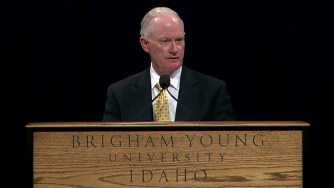 Thumbnail for entry Humility and Hard Work: The Spiritual Legacy of BYU-Idaho