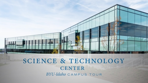 Thumbnail for entry Science & Technology Center