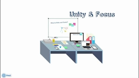 Thumbnail for entry Unity and Focus