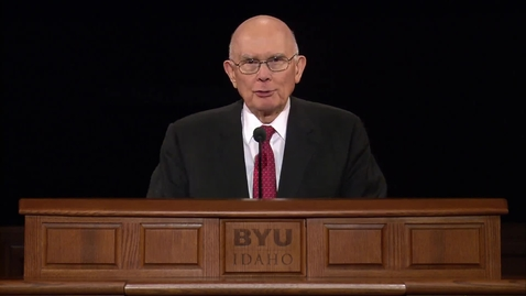 """Thumbnail for entry Dallin H. Oaks - """"Living in Challenging Times"""""""