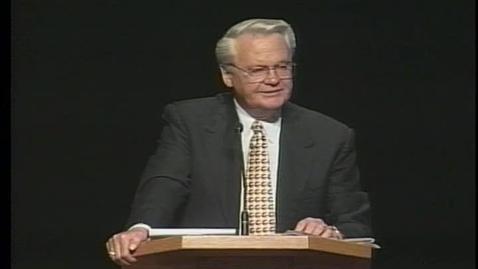 "Thumbnail for entry Merrill J. Bateman ""Truth Strengthens Families"""