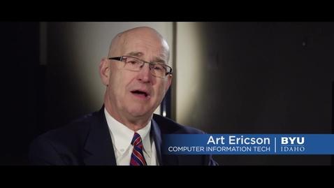 Thumbnail for entry Art Ericson 90 Sec Review