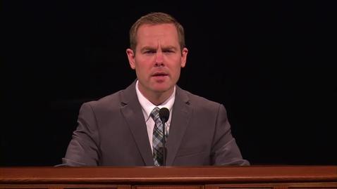 """Thumbnail for entry Greg Klingler - """"Ye are the Body of Christ"""""""