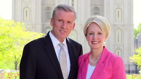 Thumbnail for entry Devotional Promo - Elder Kevin R. & Nancy Duncan 5/19/19