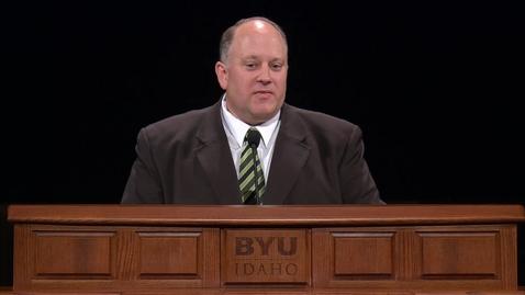 """Thumbnail for entry Allen Jones - """"Strengthening Our Disciple Leadership"""""""