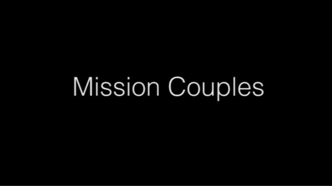 Thumbnail for entry Pathway Mission Couples